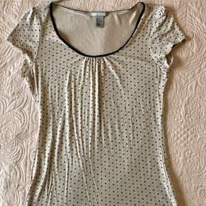 H&M Short Sleeve Top